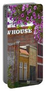 Elm Street Downtown Greensboro Portable Battery Charger