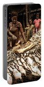 Elmina Fish Sellers Portable Battery Charger