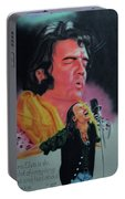 Elvis And Jon Portable Battery Charger