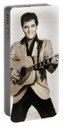 Elvis Presley By Mb Portable Battery Charger