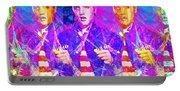 Elvis Presley Jail House Rock 20160520 Horizontal Portable Battery Charger