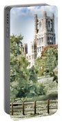 Ely Cathedral Portable Battery Charger