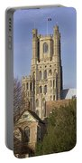 Ely Cathedral West Tower Portable Battery Charger