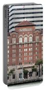 Embarcadero Ymca Building In San Francisco, California Portable Battery Charger