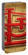 Embroidered Stl Portable Battery Charger