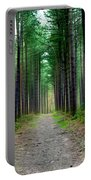 Emerald Forest Portable Battery Charger
