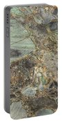 Emerald Green Granite Portable Battery Charger