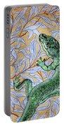 Emerald Lizard Portable Battery Charger