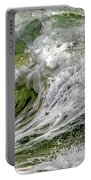 Emerald Storm Portable Battery Charger