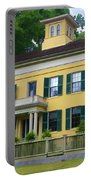 Emily Dickinson House Portable Battery Charger