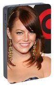 Emma Stone Portable Battery Charger