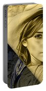 Emma Watson Collection Portable Battery Charger