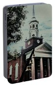 Emmanuel Bell Tower Portable Battery Charger