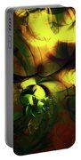 Emotion In Light Abstract Portable Battery Charger