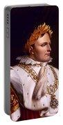 Emperor Napoleon Bonaparte  Portable Battery Charger