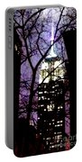 Empire State From Madison Park 1 Portable Battery Charger