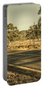 Empty Regional Australia Road Portable Battery Charger