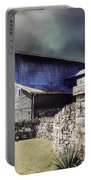 Empyrean Estate Stone Wall Portable Battery Charger