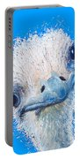 Emu Painting Portable Battery Charger