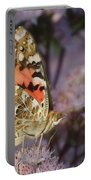 En Garde - Painted Lady - Butterfly Portable Battery Charger