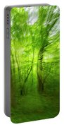 Enchanted Forest 1 Portable Battery Charger
