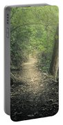 Enchanted Forrest Portable Battery Charger