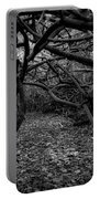 Enchanted Hau Forest Portable Battery Charger