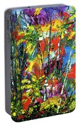 Enchanted Jungle  #167 Portable Battery Charger