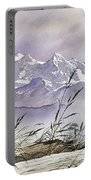 Enchanted Mountain Portable Battery Charger