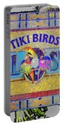 Enchanted Tiki Birds Portable Battery Charger