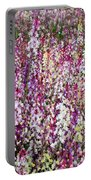Endless Field Of Flowers Portable Battery Charger
