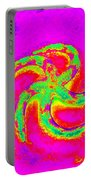 Energetic Bold Colors Starfish Portable Battery Charger