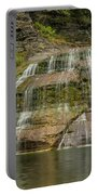 Enfield Falls Tompkins County New York Portable Battery Charger