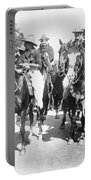 England: Cowboys, C1900 Portable Battery Charger