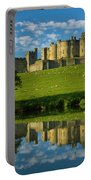 England, Northumberland, Alnwick Castle Portable Battery Charger