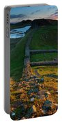 England, Northumberland, Hadrians Wall Portable Battery Charger
