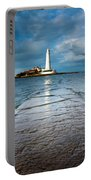 England, Tyne And Wear, Whitley Bay  Portable Battery Charger