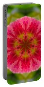 English Daisy Kaleidoscope Portable Battery Charger