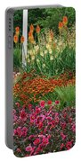 English Garden Portable Battery Charger