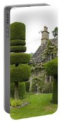English Yew Topiary Portable Battery Charger
