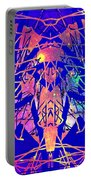 Enigma In Abstraction Portable Battery Charger