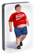 Enjoy Coke Portable Battery Charger