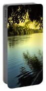 Enjoying The Scenic Beauty Of The Sacramento River Portable Battery Charger