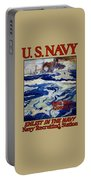 Enlist In The Navy - Help Your Country Portable Battery Charger