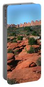 Entrada Sandstone Formations - Arches National Park Portable Battery Charger