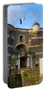 Entrance Gate Of Angers Castle Portable Battery Charger