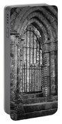 Entrance To Cong Abbey Cong Ireland Portable Battery Charger