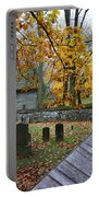 Ephrata Cloister Cemetery Portable Battery Charger