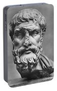 Epicurus (342?-270 B.c.) Portable Battery Charger