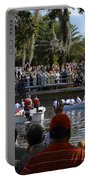 Epiphany At Spring Bayou Portable Battery Charger